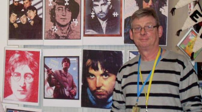 Beatle People Interviews #3: Frett Campbell
